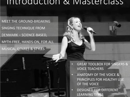 CVT seminar & masterclass in CA!
