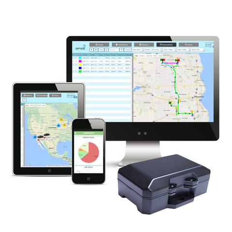 Wireless Asset/Trailer Tracker - TTU2830