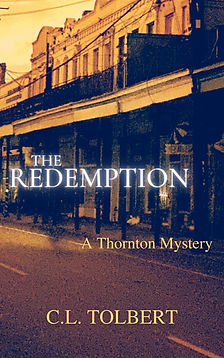The Redemption Book Cover CL Tolbert