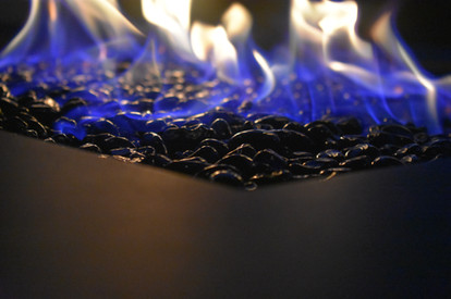 Closeup of Fire Table