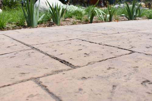 Stamped Concrete Design and Construction