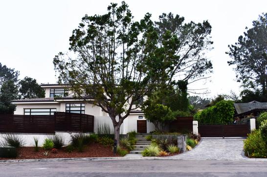 Del Mar North County San Diego landcape architecture