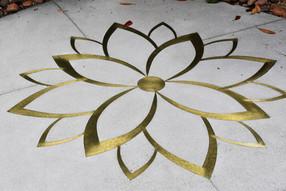 Brass Flower