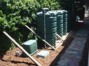 Rainwater Harvesting System in University City