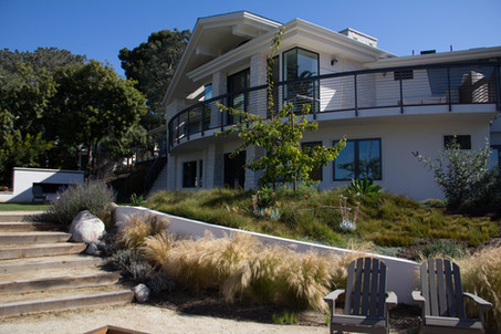 Contemporary Landscape Design in Del Mar