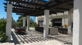 Modern Outdoor Patio Design