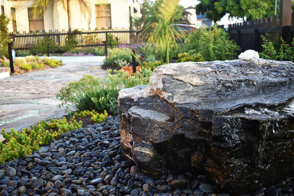 Cultural Landscape Water Feature