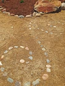 Spiral Landscape Design in Scripps Ranch