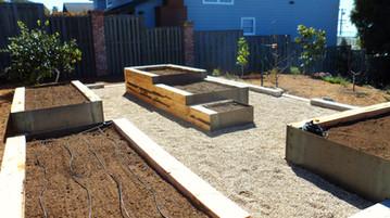 Vegetable Garden Design Encinitas, CA