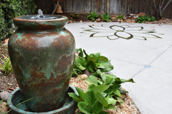 Water Feature San Diego