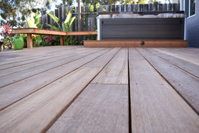 Custom Wood Decking San Diego