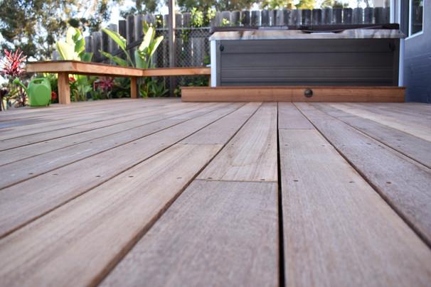 Custom Wood Decking San Diego