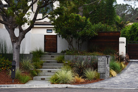 Del Mar landscape design entry