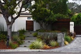 Del Mar landscape design entry