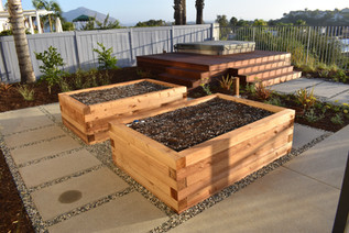 High-End Custom Vegetable Beds