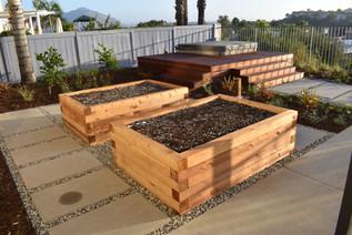 High-End Custom Vegetable Beds