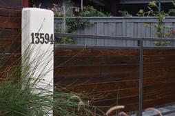 automatic driveway gate installation
