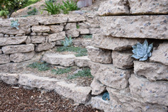 Retaining Wall Landscape Design