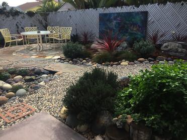 Edible Garden Design in Point Loma