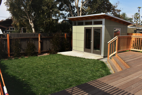 Studio Shed Installer San Diego