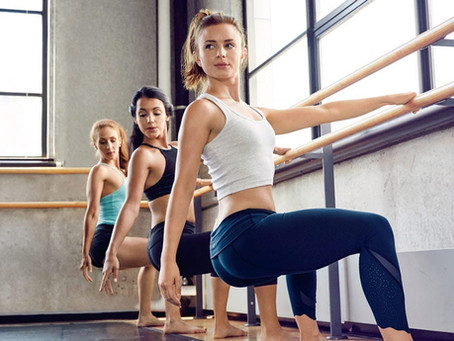How to raise your game at the barre