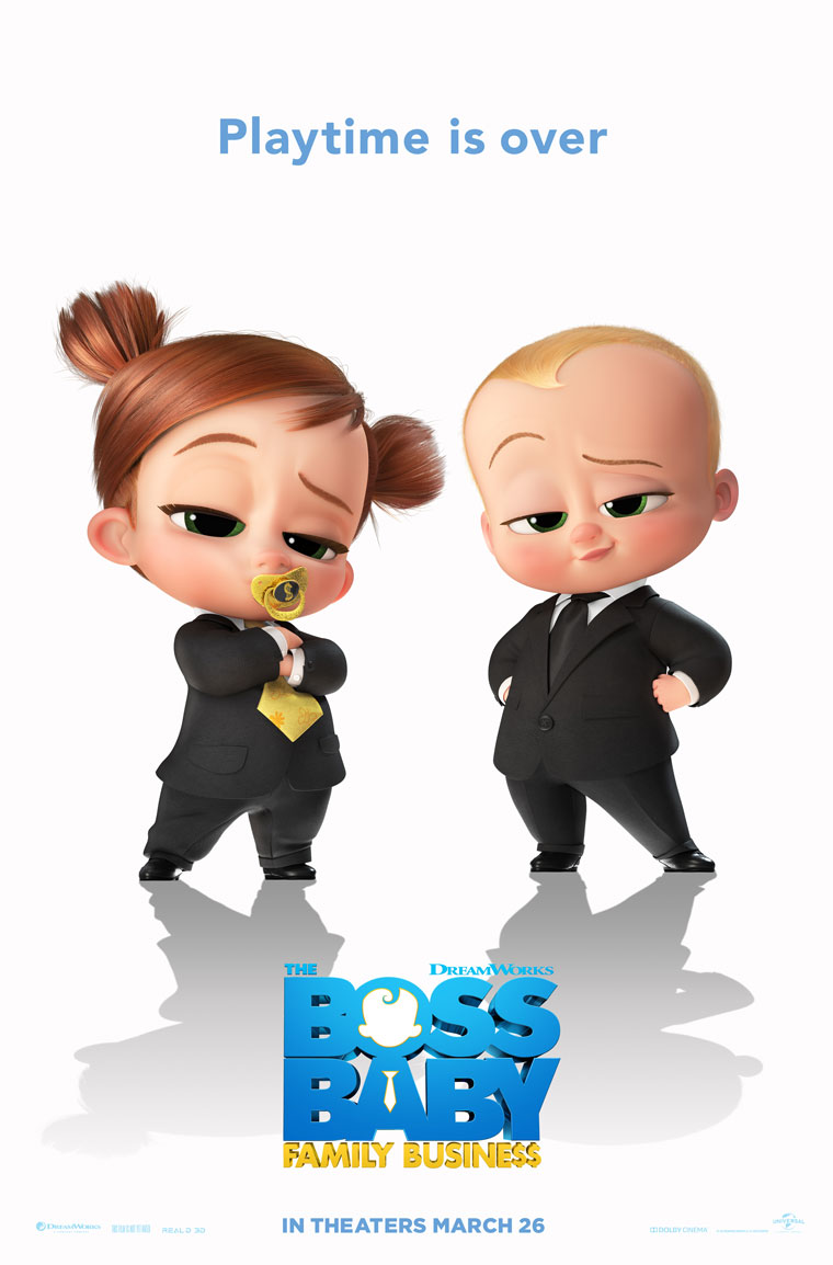 boss baby family business 2021