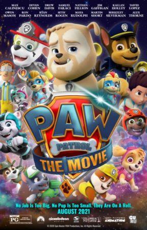 Paw Patrol 2021