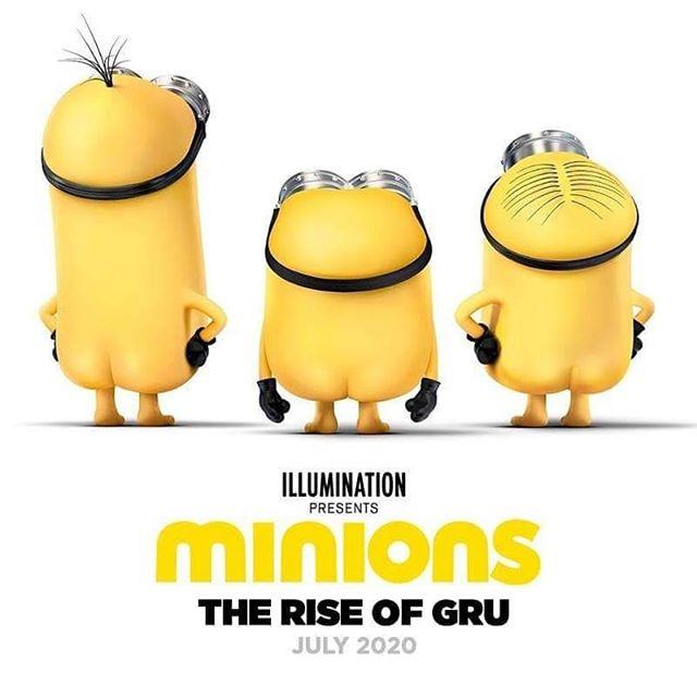 Minions rise of gru