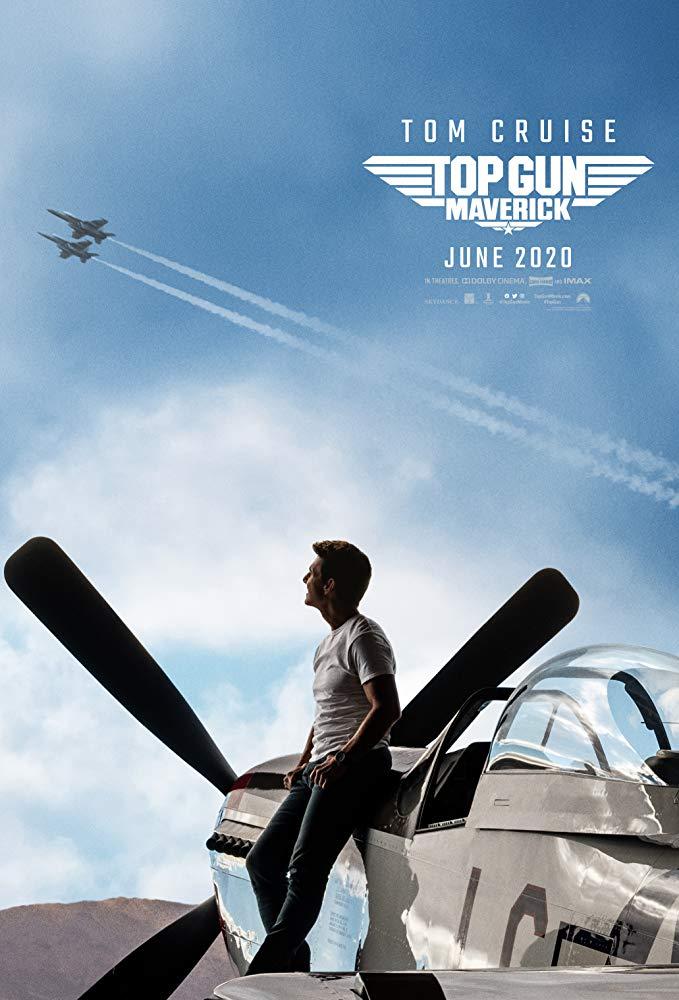 Top Gun Maverick 2020