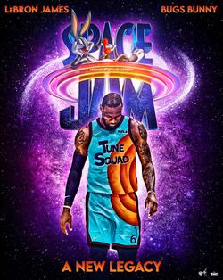 space jam 2021