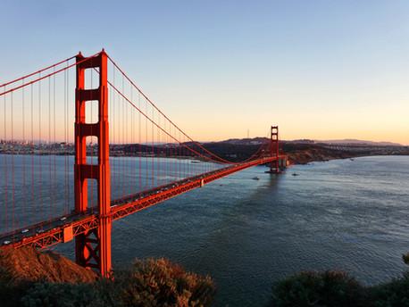 A história da Golden Gate Bridge