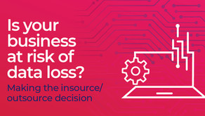 De-risk your data management with the right resources