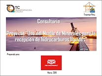 Consultoria - TCSA recepcion Hidrocarbur