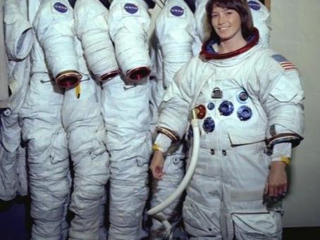 "Dava Newman & NASA's ""Second Skin"" Spacesuits"