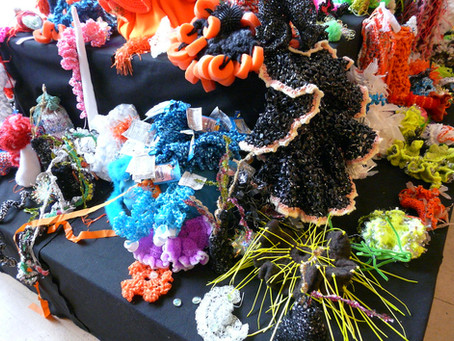 Hyperbolic Crochet and the Institute For Figuring