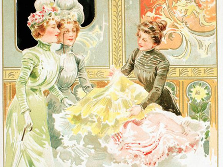 19th Century Department Stores : Between Women's Emancipation and Consumerism