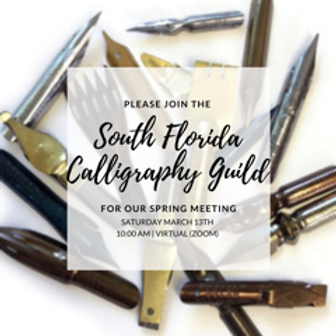 Quarterly Spring Meeting