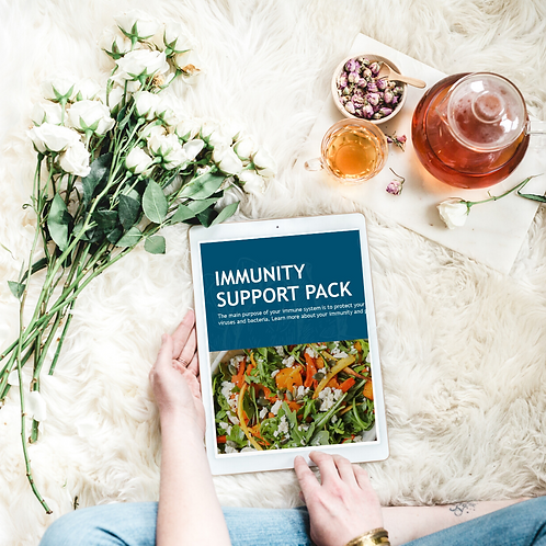 Immunity Support Program - to Boost Your Immune System