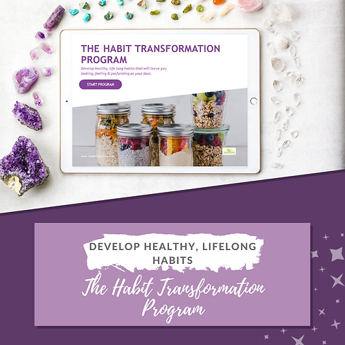 The Habit Transformation Program