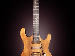 """Black Sail 6"" custom guitar created by Nugz Blacky"