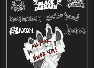 All Star Live Special NWOBHM