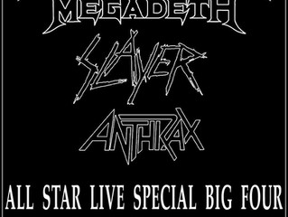All Star Live Special Big Four @ Dr Feelgood