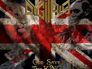 "Dygitals: new Album ""God Save The King"""