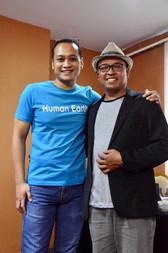 Bersama Saeful Segara
