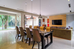 Living Room 2 & Dining Room