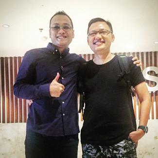 bersama Arif Rahutomo