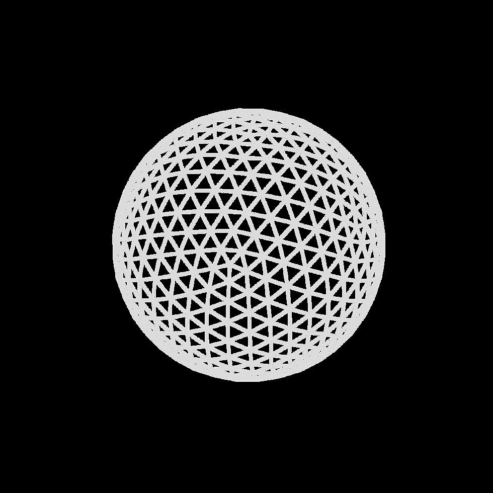 Buckminster Fuller Geodesic Globe
