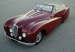 Delahaye 135M by Pourtout