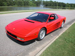 1985 Testarossa - bought new