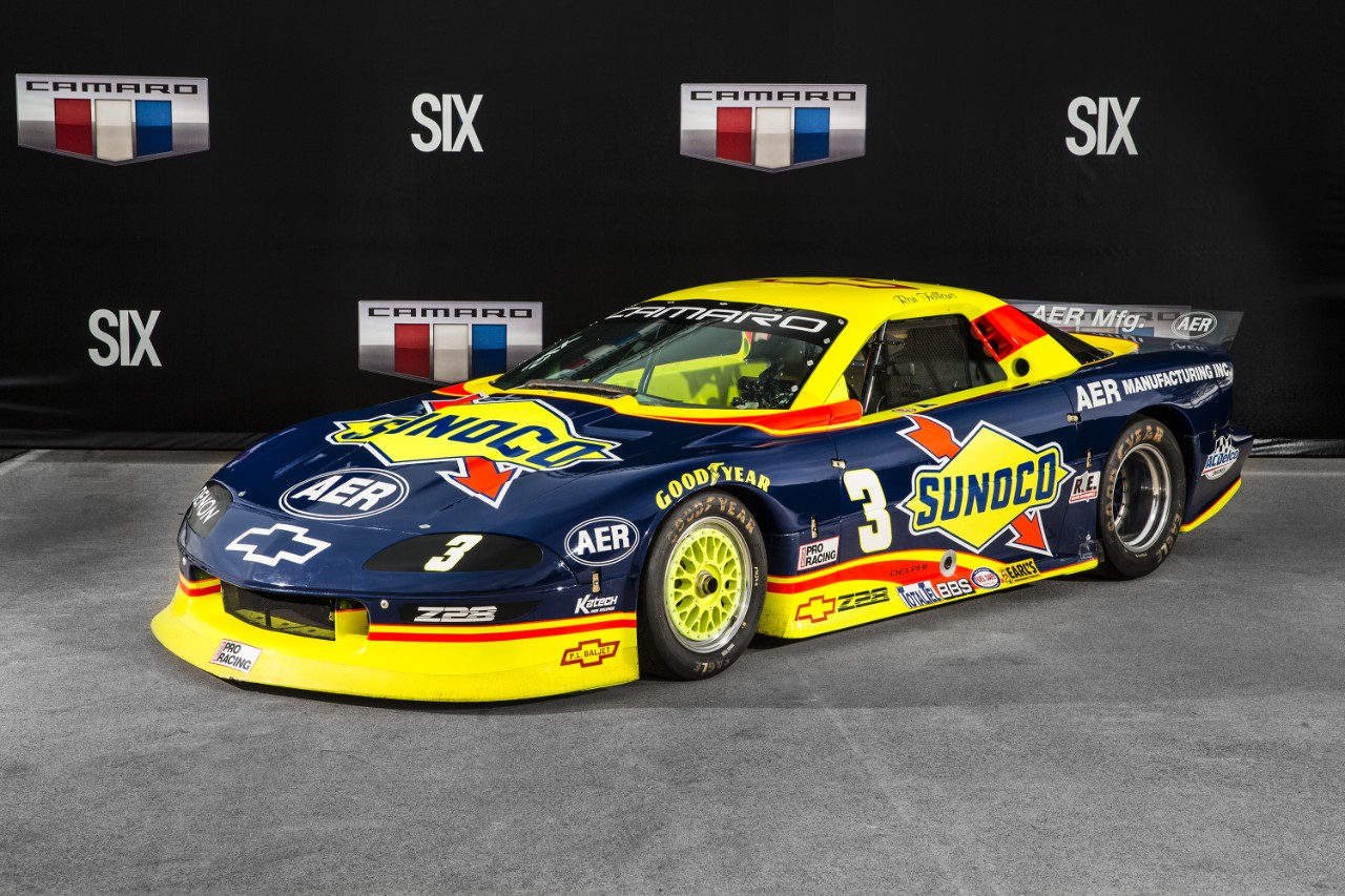 1996 Ron Fellows AER Sunoco Camaro